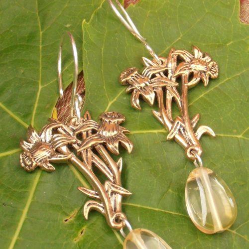Daffodil Earring 2