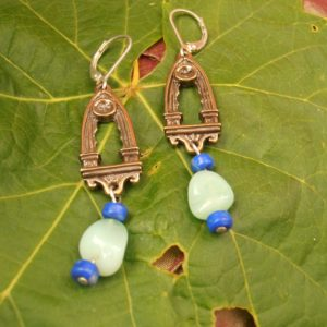 Venetian Window Earring 1
