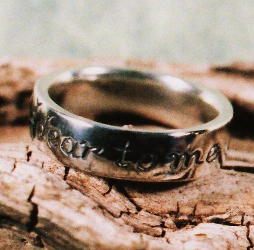 Burns Posey Ring
