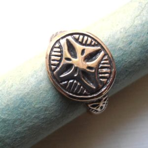Byzantine Cross Ring