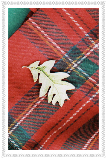 """Anyone who loves tartan today owes a (fashion) debt to Queen Vicotoria, her uncle, George the IV, and the Sobieski-Stuart brothers. (The Sobieski-Stuart brothers, a determined pair of Stuart pretenders to the throne who were beloved by the fashionable set in Scotland in the early decades of the 19th century, in a very real way re-invented (or simply invented) Clan Tartans in the 1820s, '30s and '40s. They wrote --from quasi whole-cloth-- the definitive book on Clan Tartans and were widely consulted in their day as experts by anyone looking for an """"official"""" Clan Tartan."""