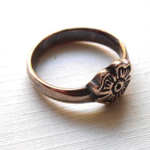 Georgian Rose Ring