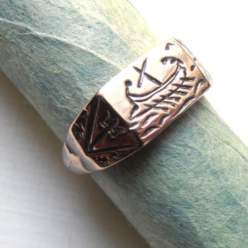Roman Germanium Ring
