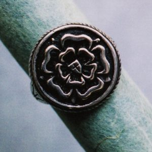 Tudor Rose Seal Ring