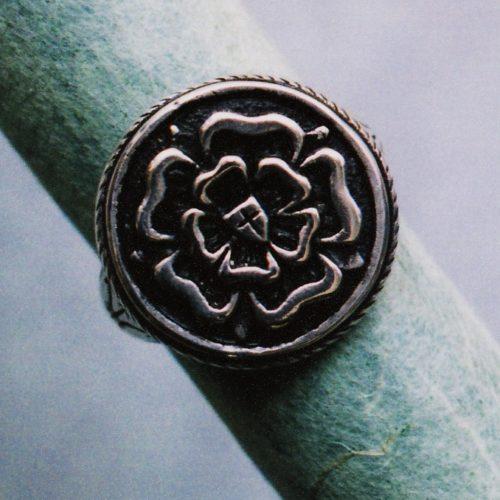 Tudor Rose Seal Ring