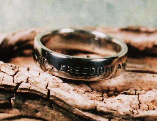 Chaucer Posey Ring
