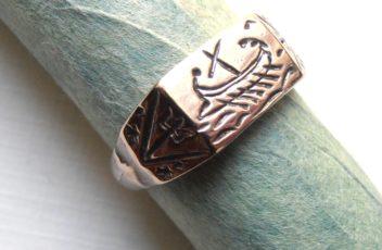 Roman Germanium Ring 1