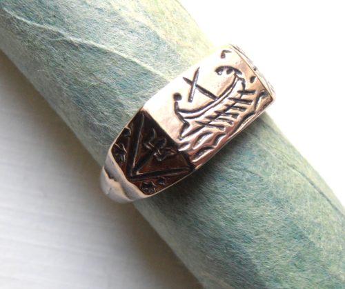 Roman Germanium Ring