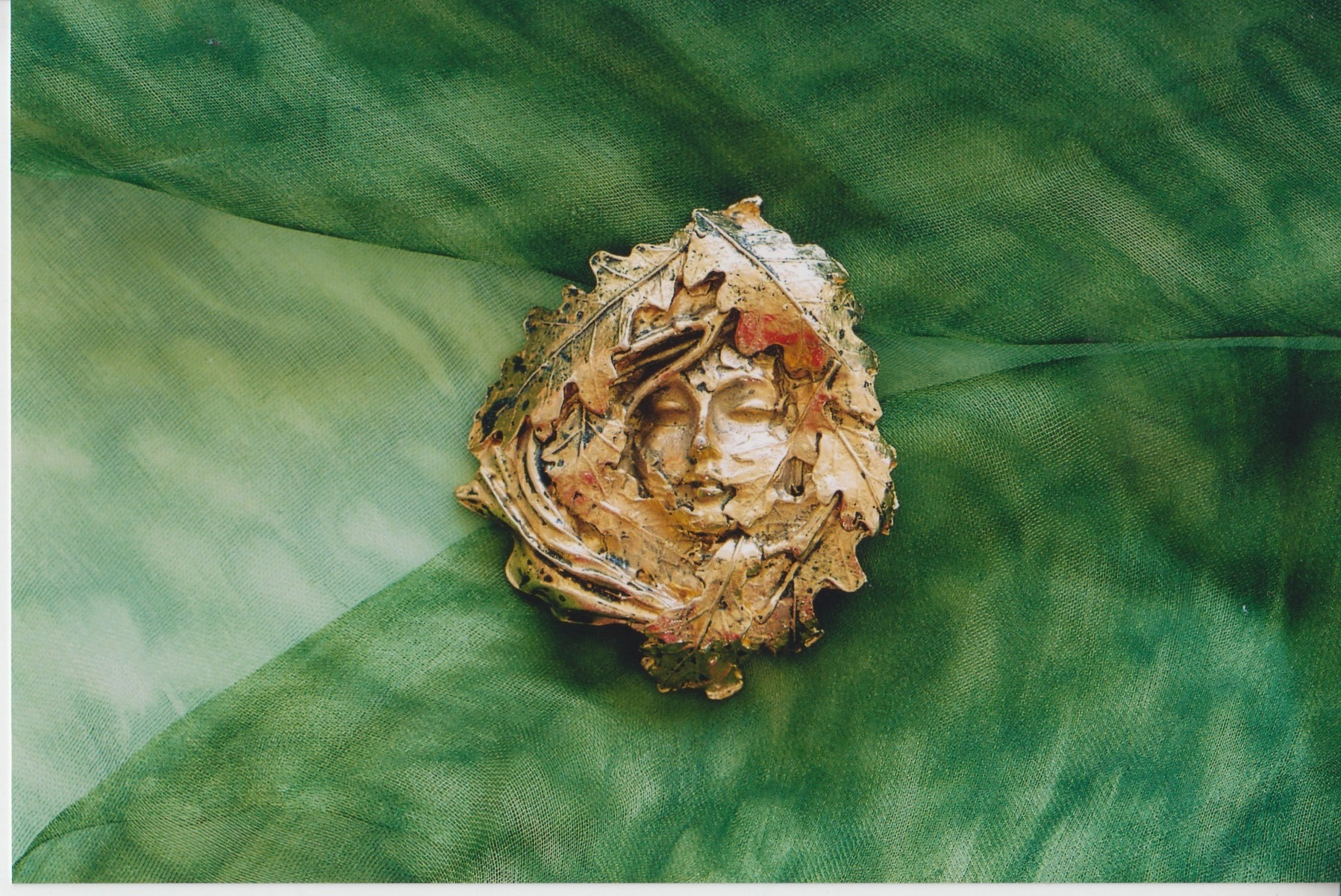 1998 Greenwoman