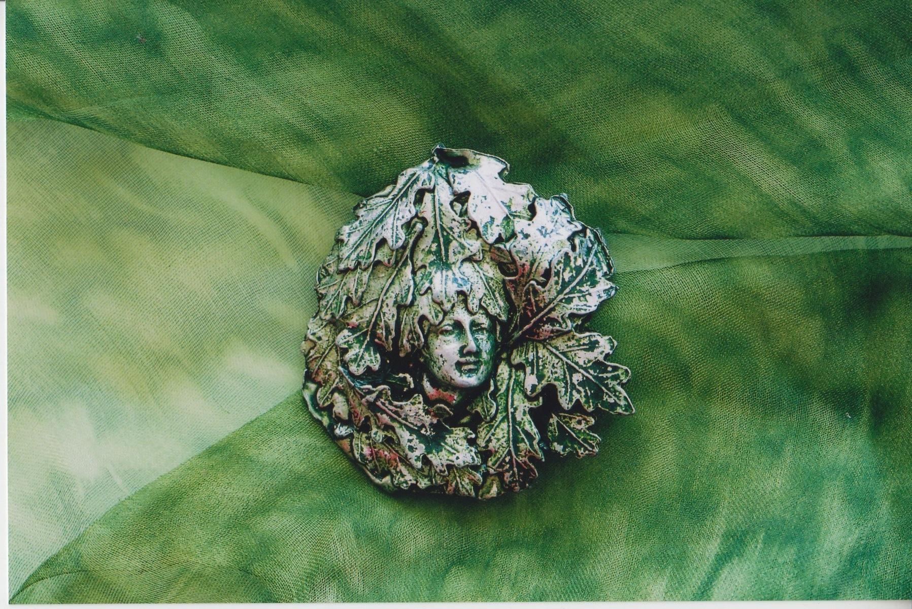1997 Greenwoman